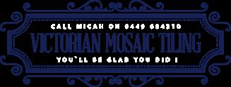 Victorian Mosaic Tiling logo