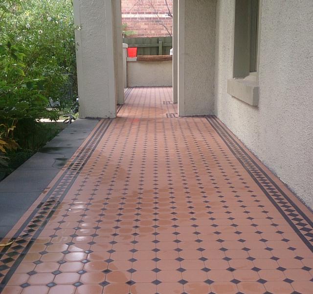 Art Deco Tiles Melbourne Victorian Mosaic Tiling
