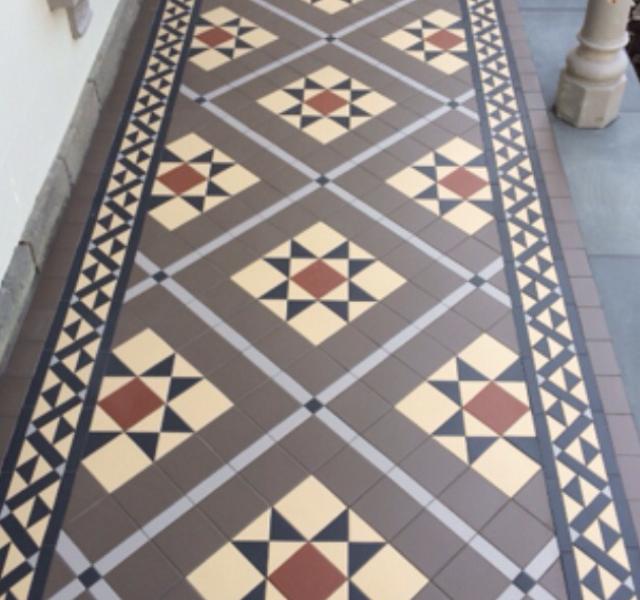 Art Deco Tiles Melbourne | Victorian Mosaic Tiling