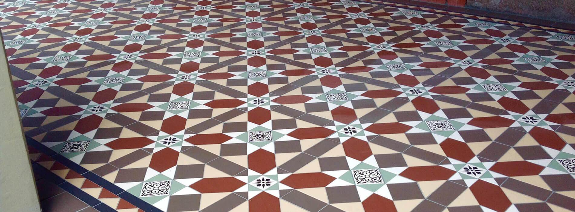 Tessellated Tiling Melbourne Tile Furniture Victorian Mosaic Tiling