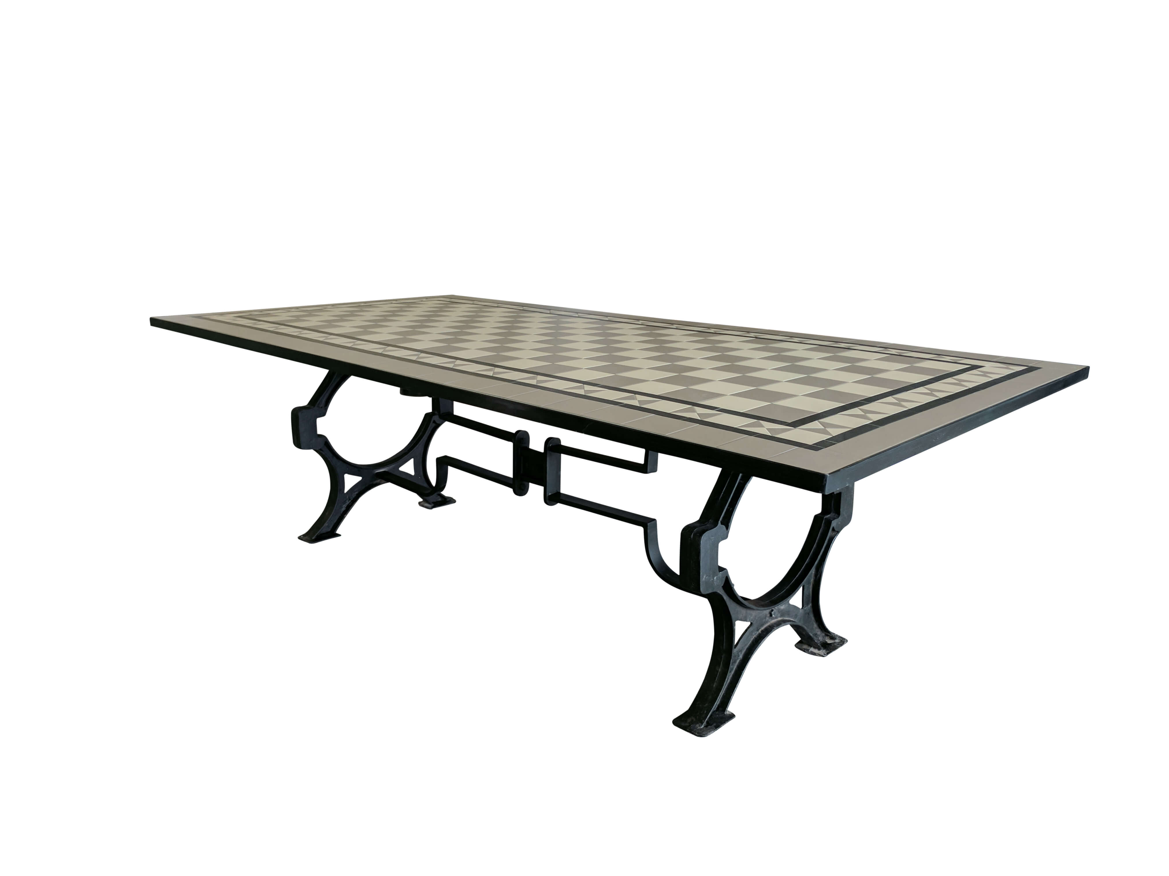 tile dining table mosaic tile table top in melbourne victorian