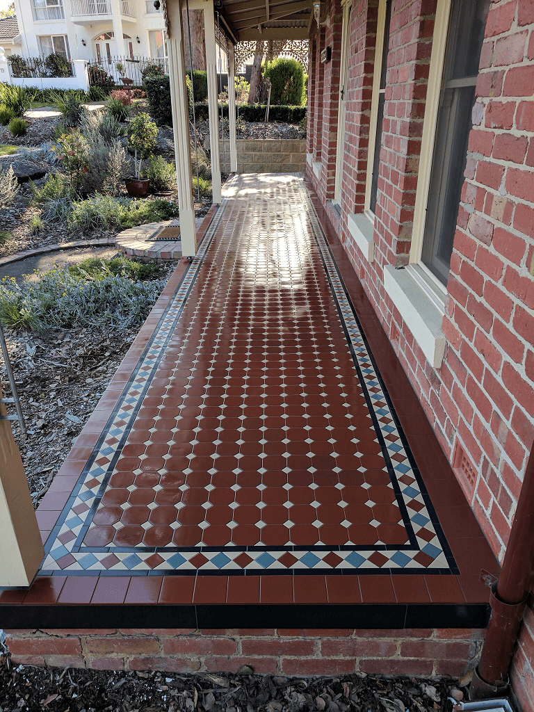 Tessellated Tiling Melbourne